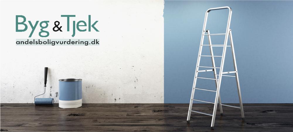 Byg & Tjek andelsboligvurdering.dk
